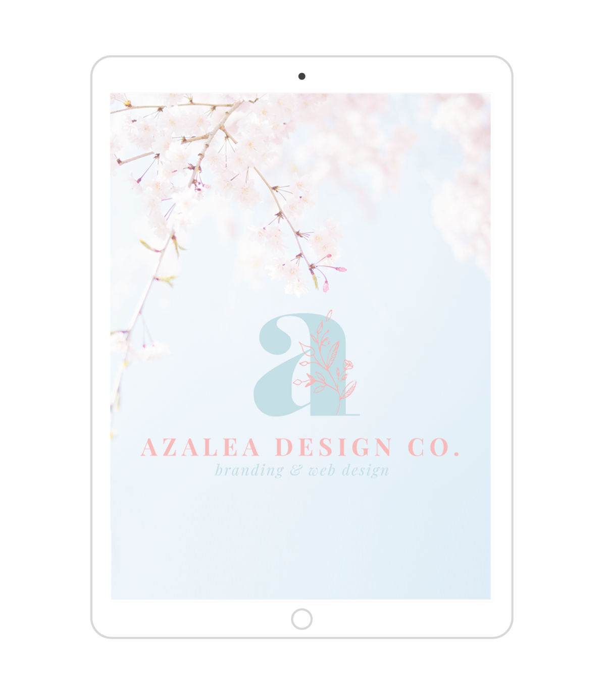 Azalea Design Co Branding