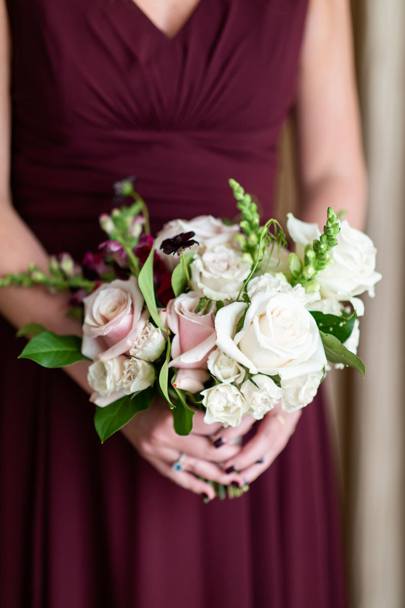 maroon-bridesmaid-bouquet-sweet-root-village-patricia-lyons