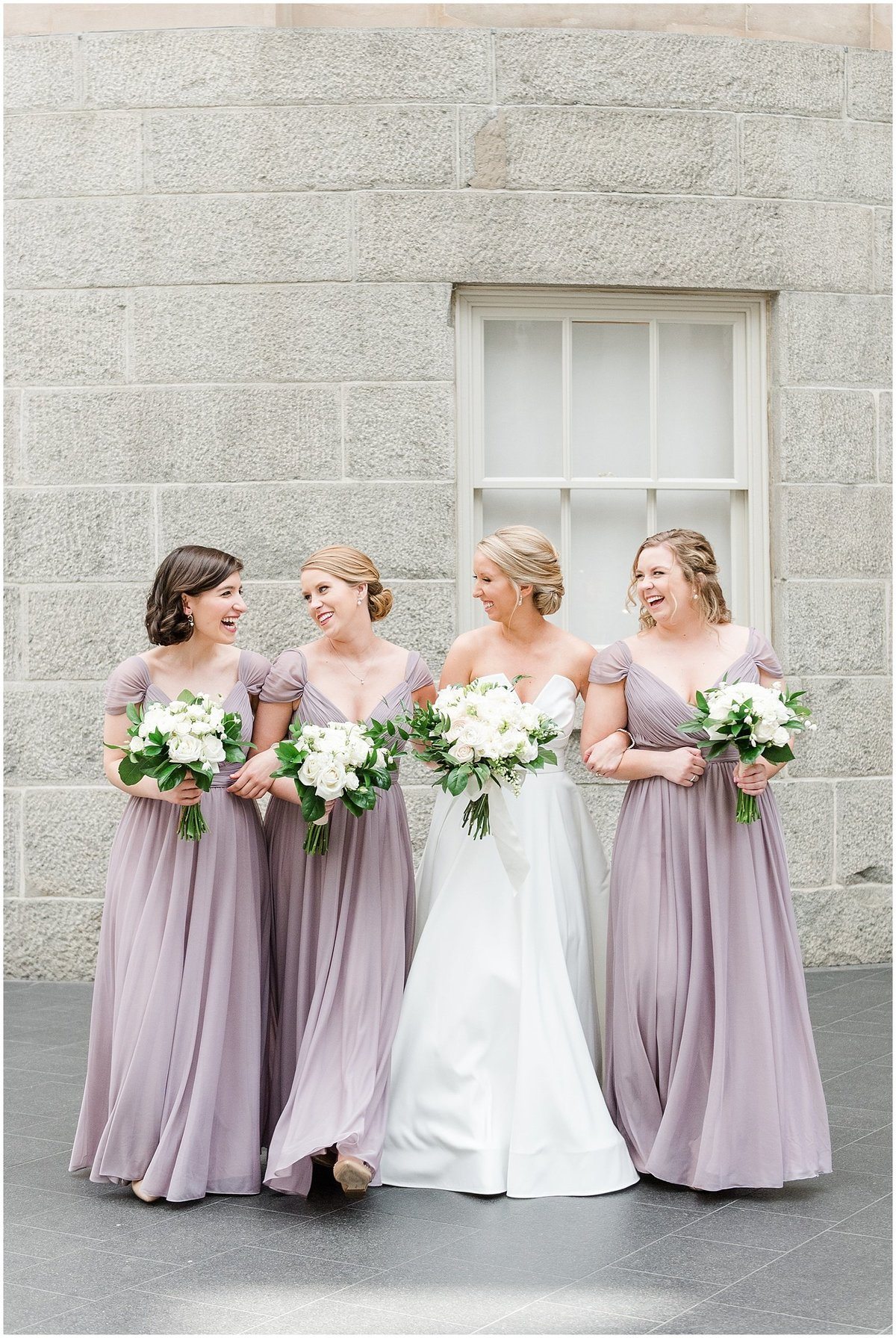 national-portrait-gallery-wedding-photo-bridesmaid-dress-wedding-photo