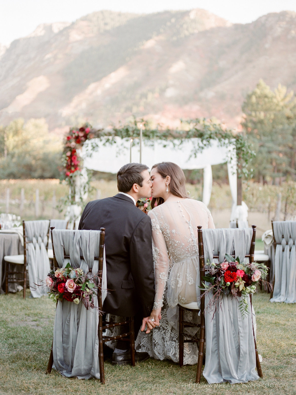 Utah Florist_Romantic Vineyard Wedding_Red Wedding Ideas-0253