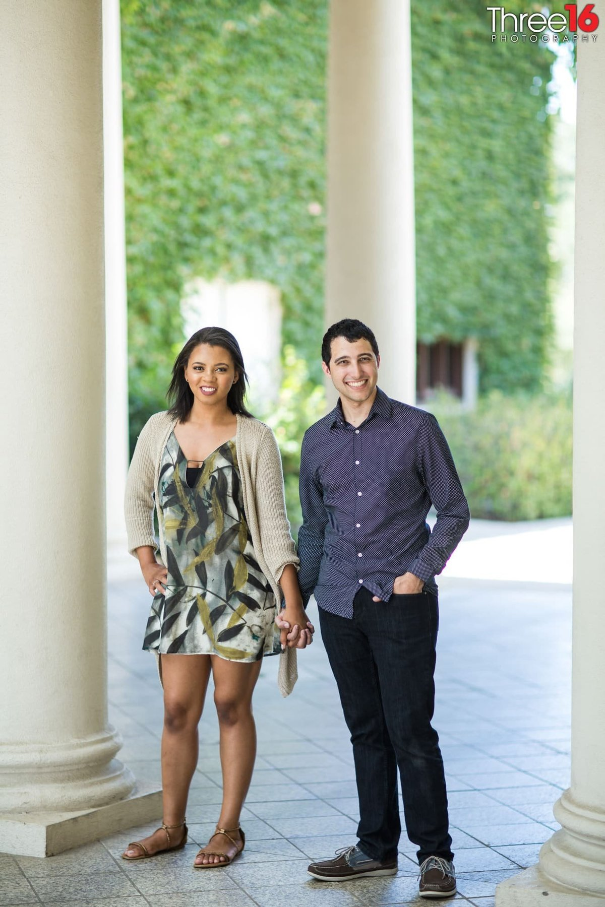 The Huntington Library & Gardens Engagement Photos San Marino Los Angeles County Weddings