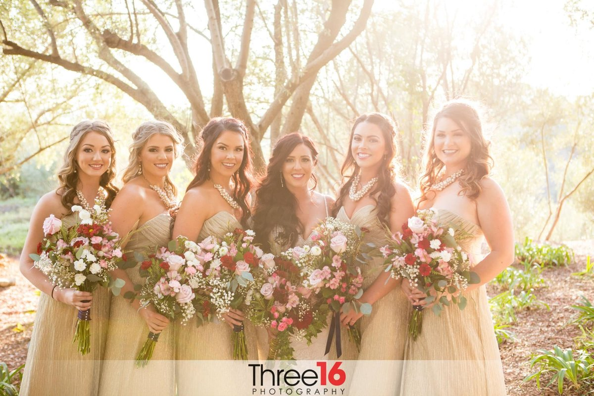 Padua Hills Theatre Bridal Party