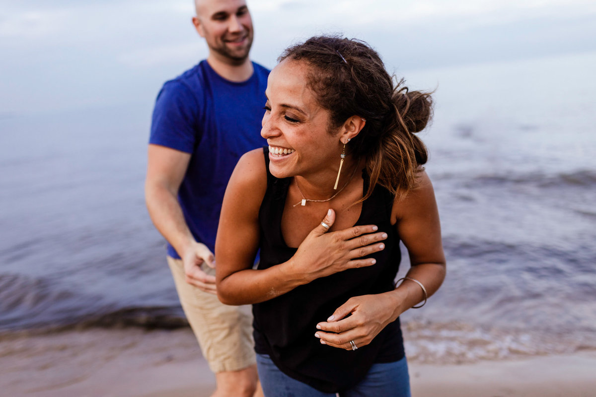 Beach-Engagement-Session-Chicago