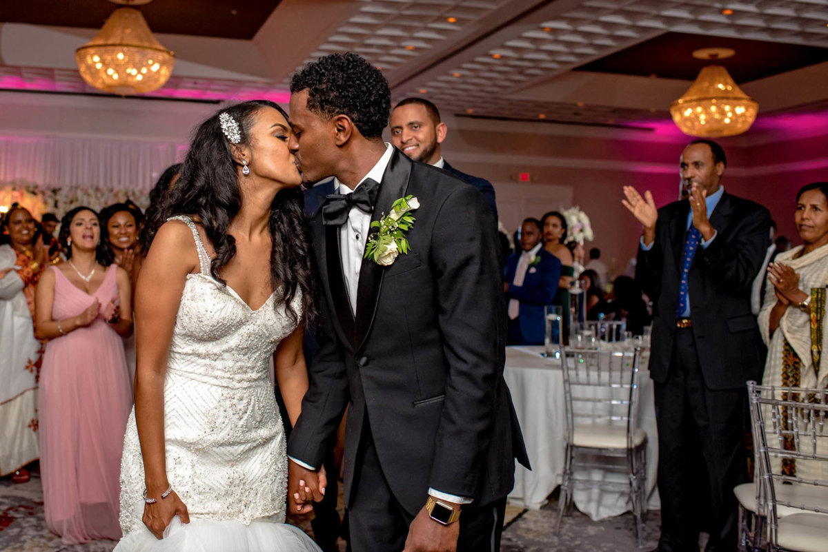 Habesha Wedding Reception Dallas-1