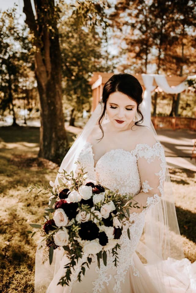 Arkansas Bride in North Little Rock / Kylie Farmer Photography