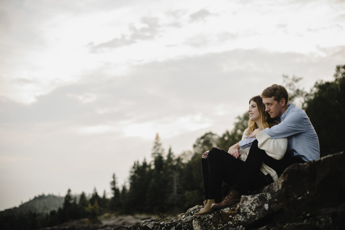 Minnesota Adventure Engagement Session_3364