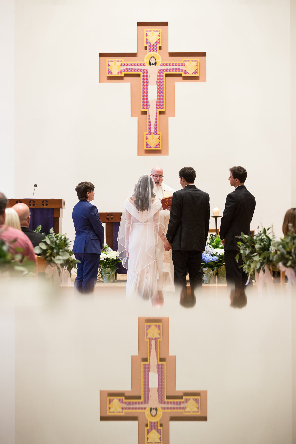 ut church wedding