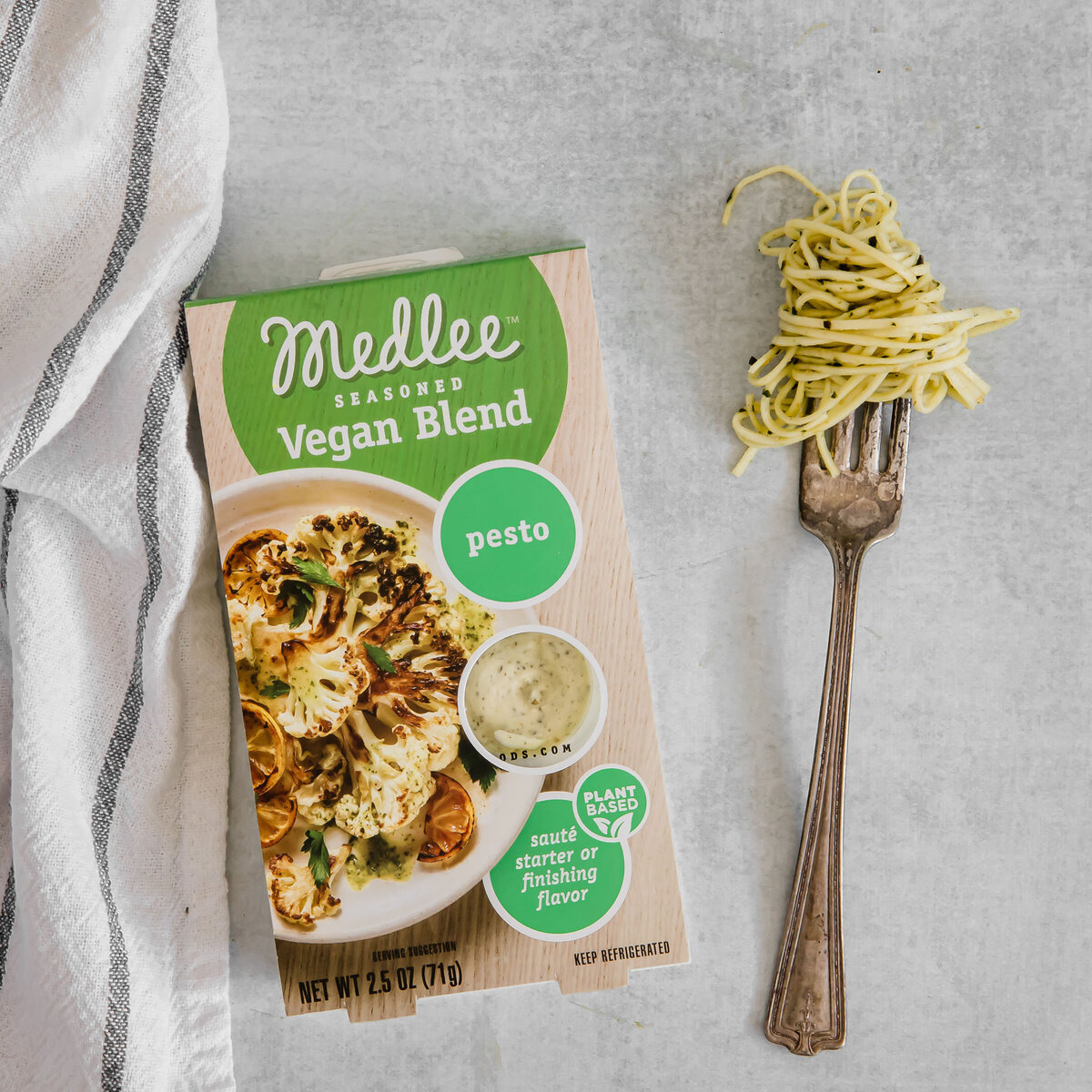 Medlee butter blends recipe development and photography, Chicago Illinois