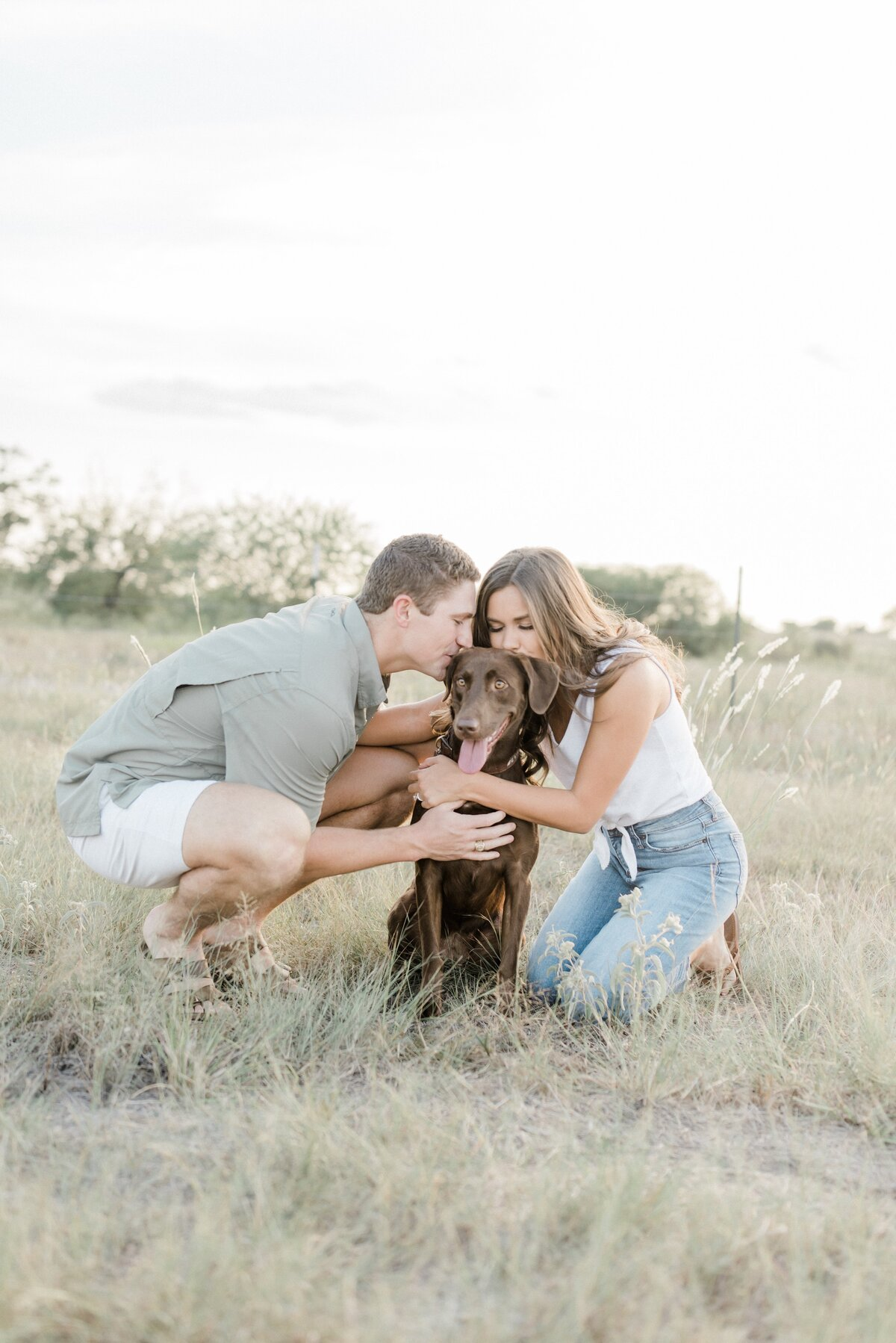 Oudoor Texas Engagement Session | Patti Darby Photography 22