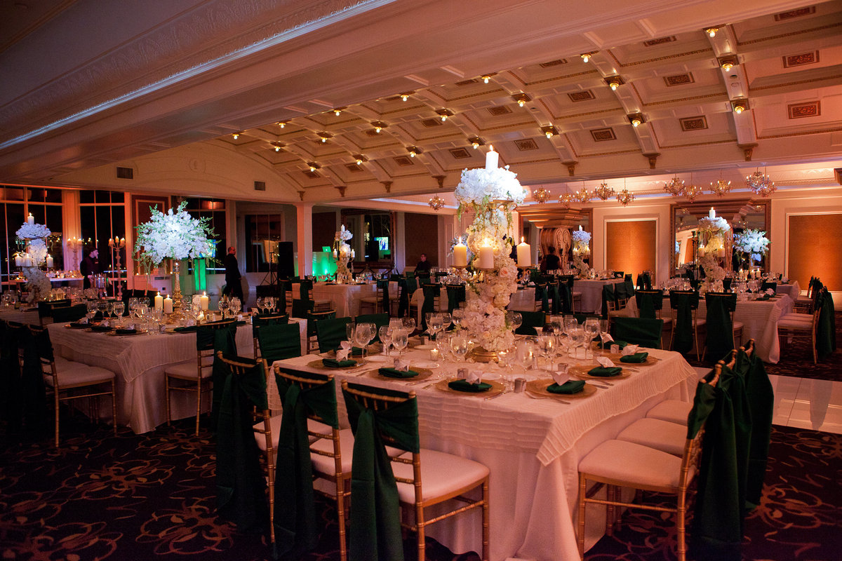 Westmount Country Club Wedding NJ Wedding Planner Emerald Green 16