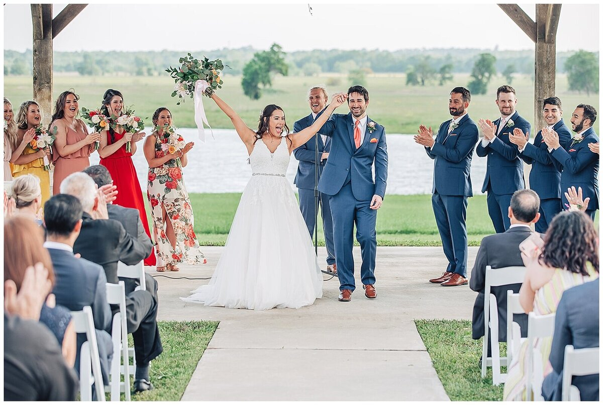 Vibrant Boho Wedding at Emery's Buffalo Creek - Houston Wedding Venue_0059