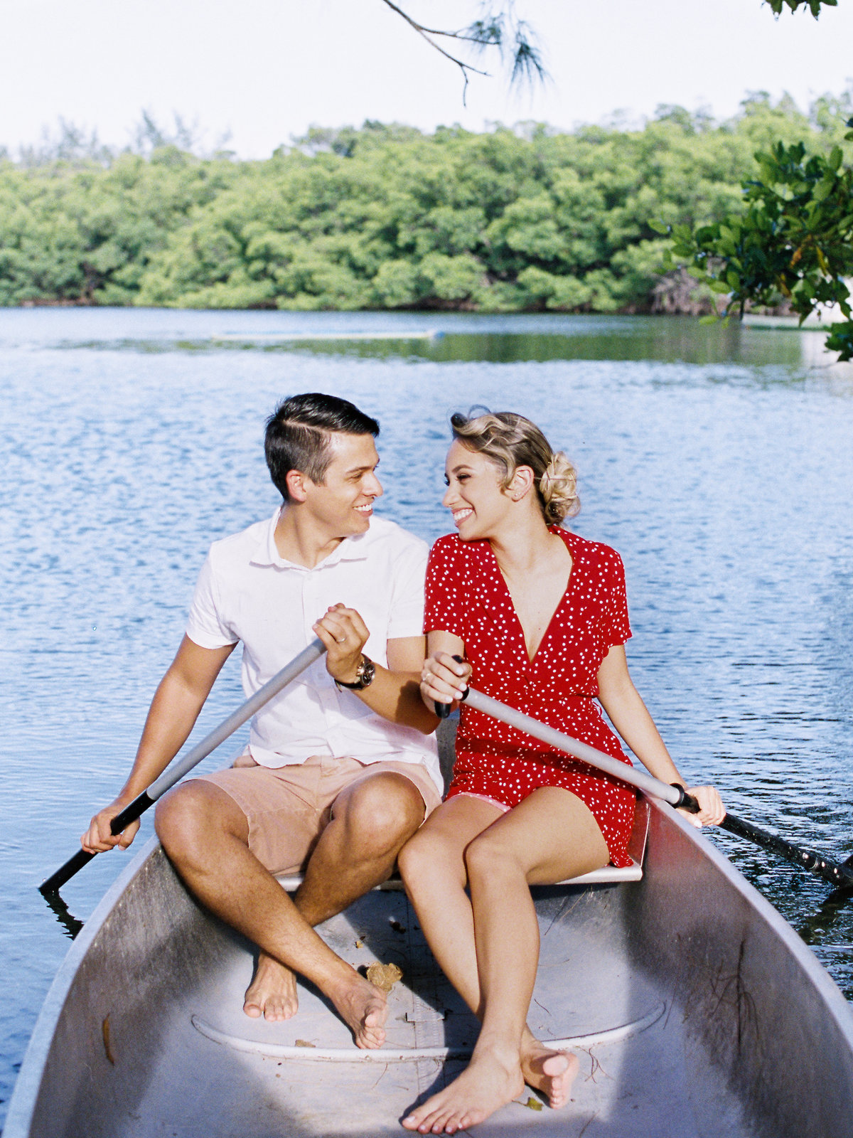 The Notebook inspired engagement shoot miami_1