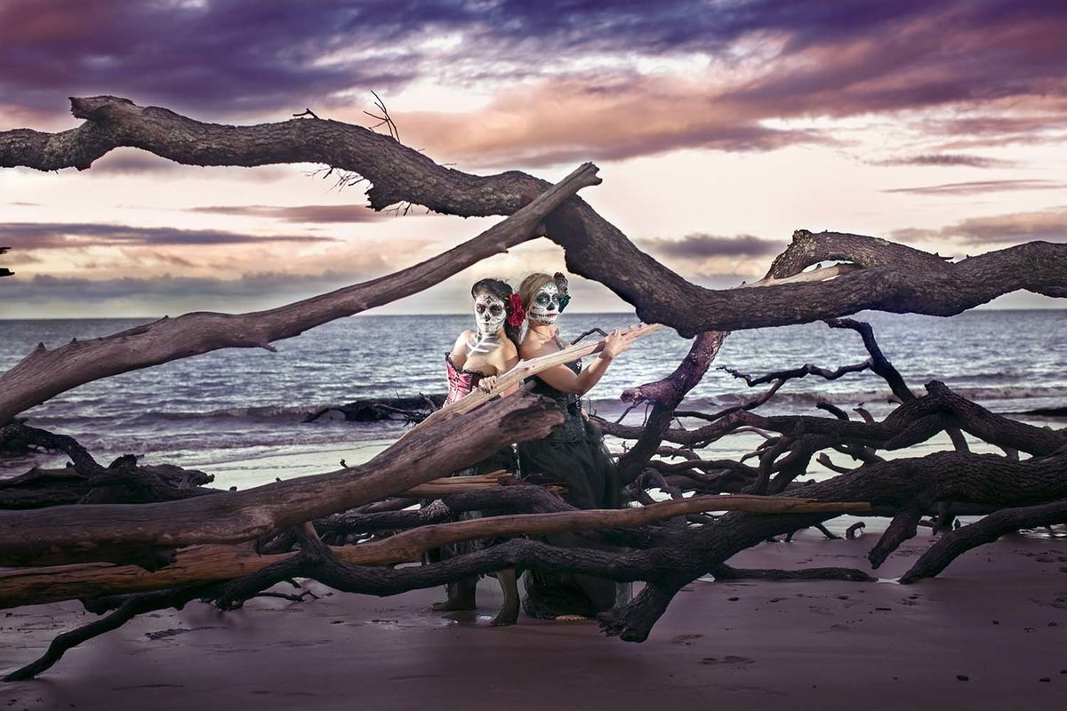 dia-de-los-muertos-inspiration-driftwood-beach-breaking-tradition-photography-jacksonville-fl
