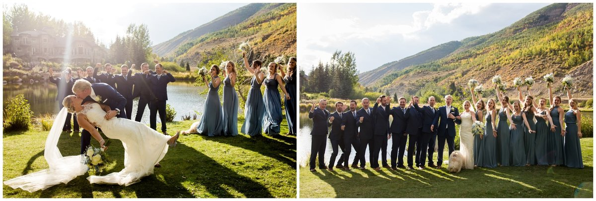 bridal-party-in-shades-of-blue