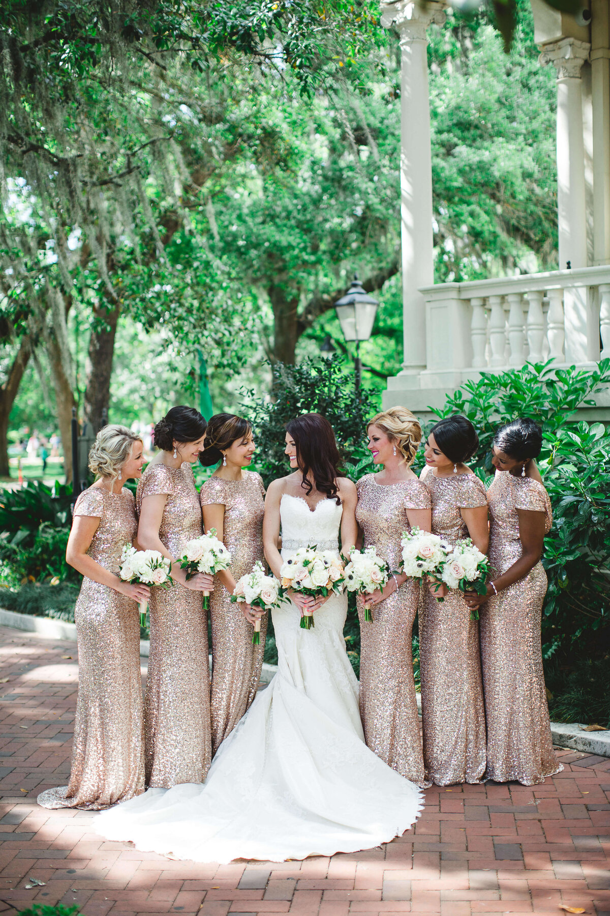 Historic Savannah wedding by Izzy and Co.