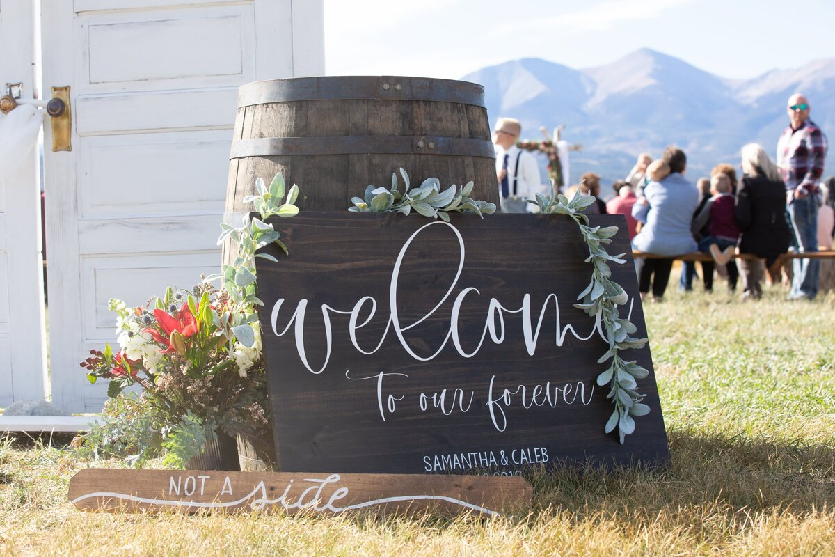 BarrelWeddingDecoration