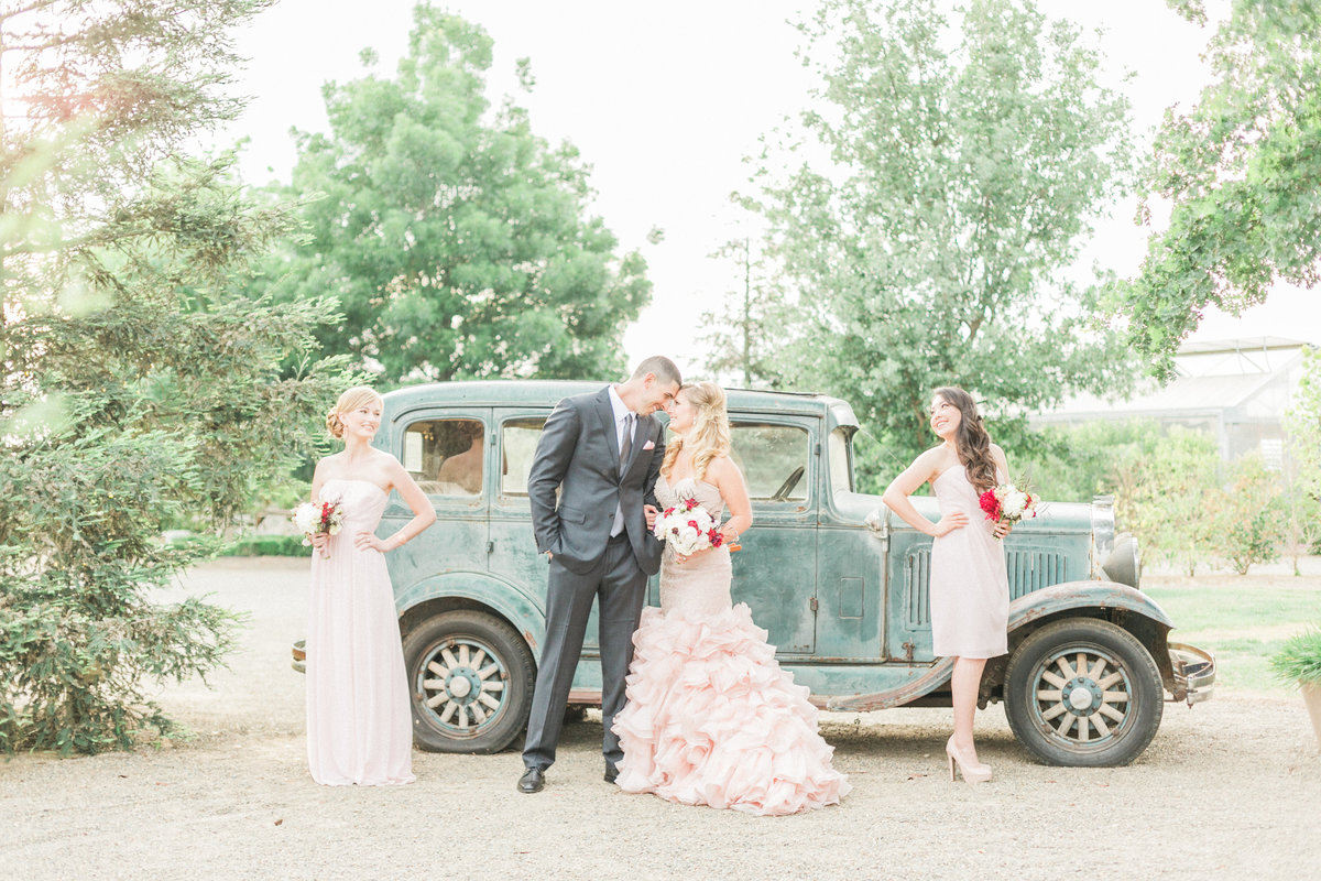 Pageo Vintage Car Wedding Venue