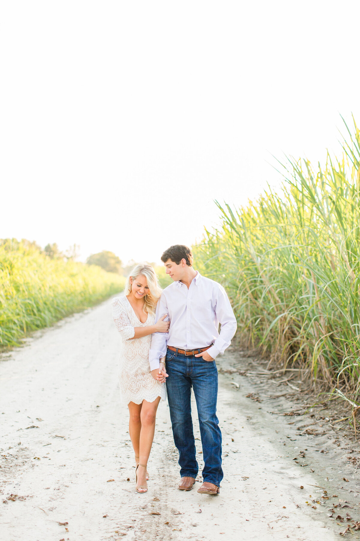 Renee Lorio Photography South Louisiana Wedding Engagement Light Airy Portrait Photographer Photos Southern Clean Colorful18