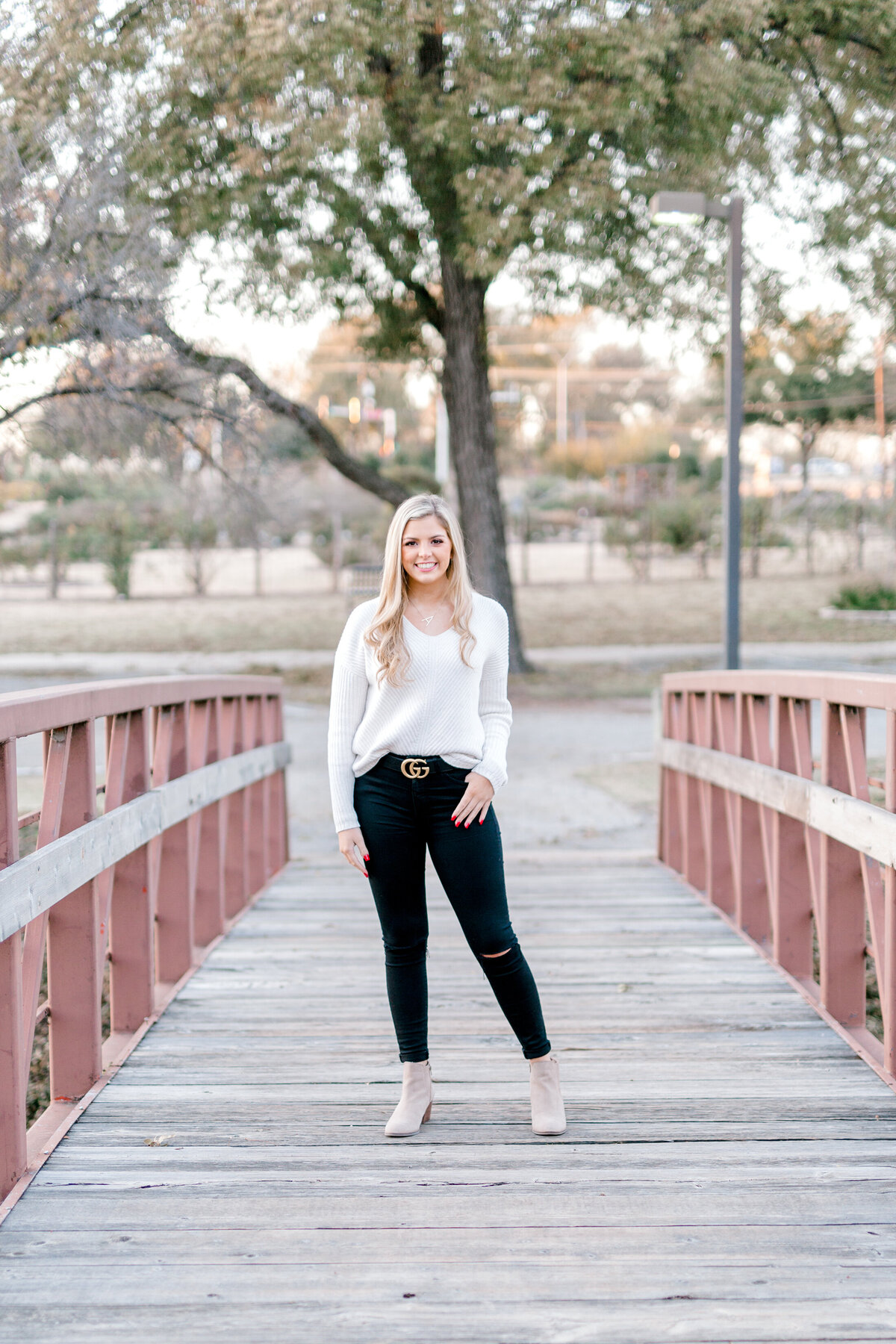 Dallas Senior Photographer | Laylee Emadi Photography | Abbey 119