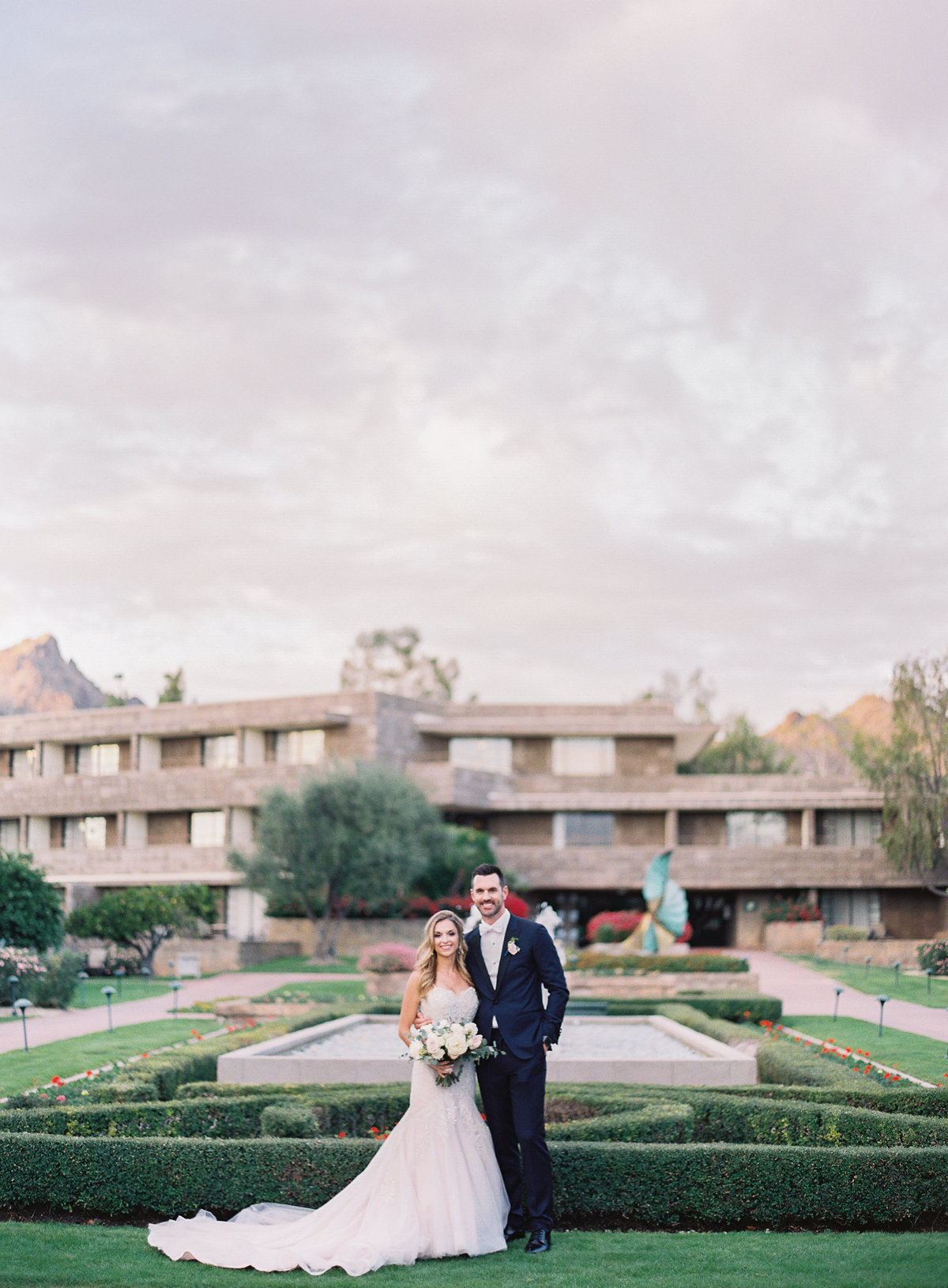 Arizona Biltmore Wedding - Mary Claire Photography-18