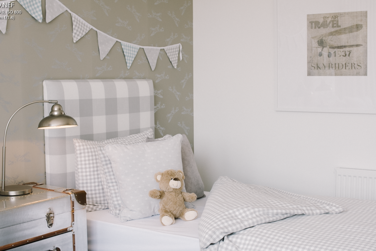 kids bedroom design interior photographer london