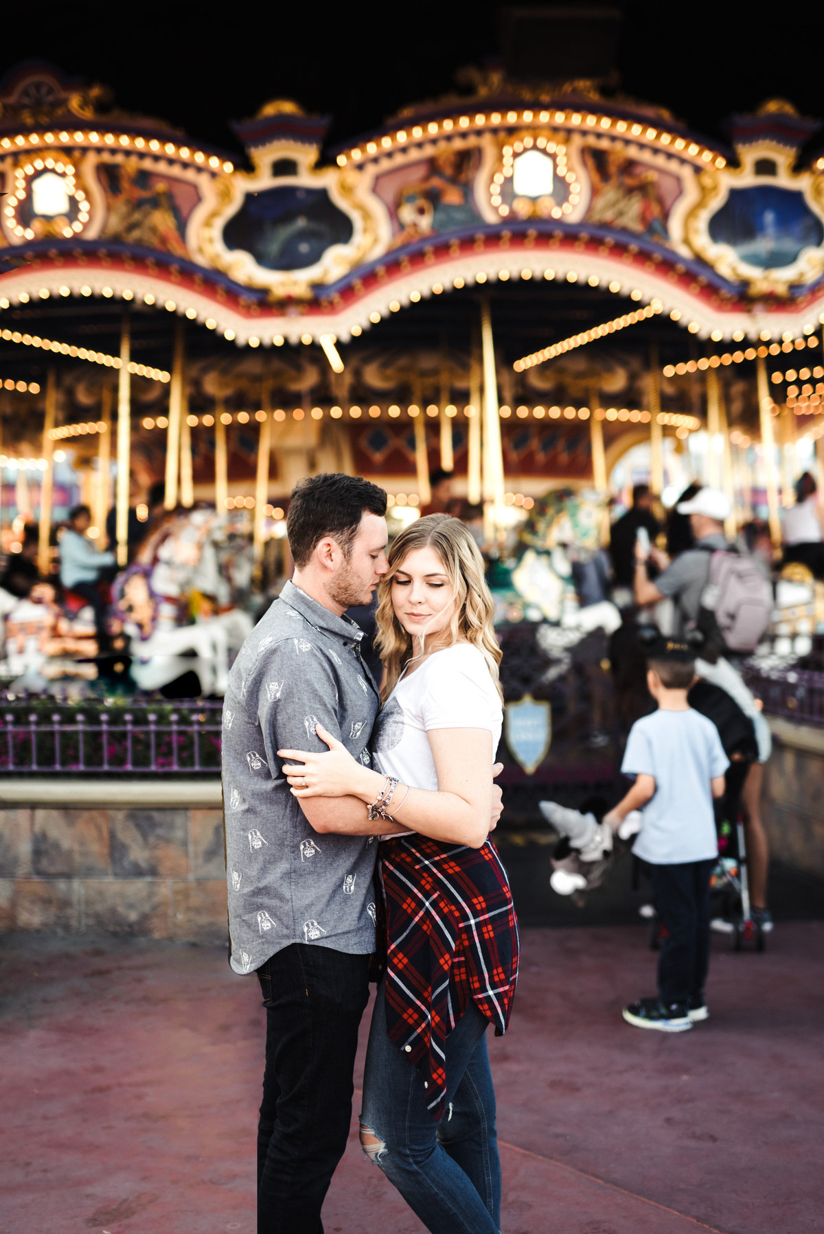 Ally & Brett's Disney Engagement Session (187 of 243)