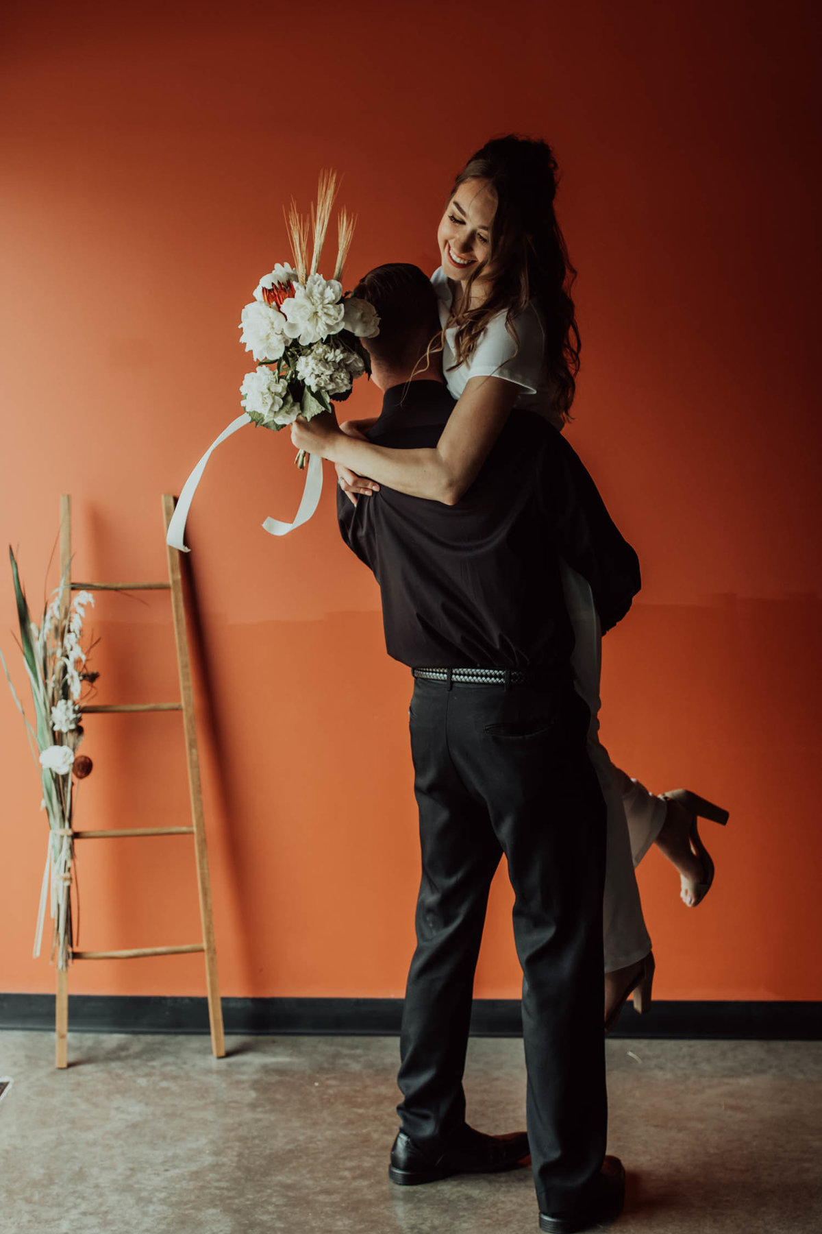 wedding-day-twirl-pose-elopement-chicago-photographer