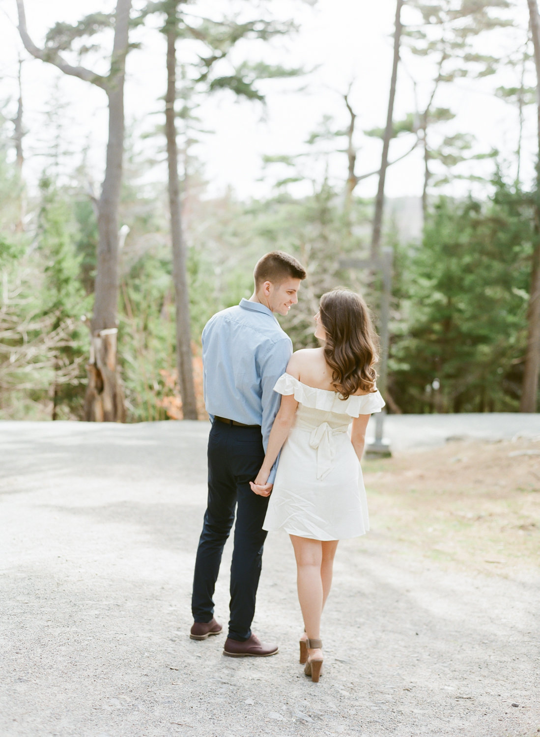 Jacqueline Anne Photography - Engagement in Point Pleasant Park-18