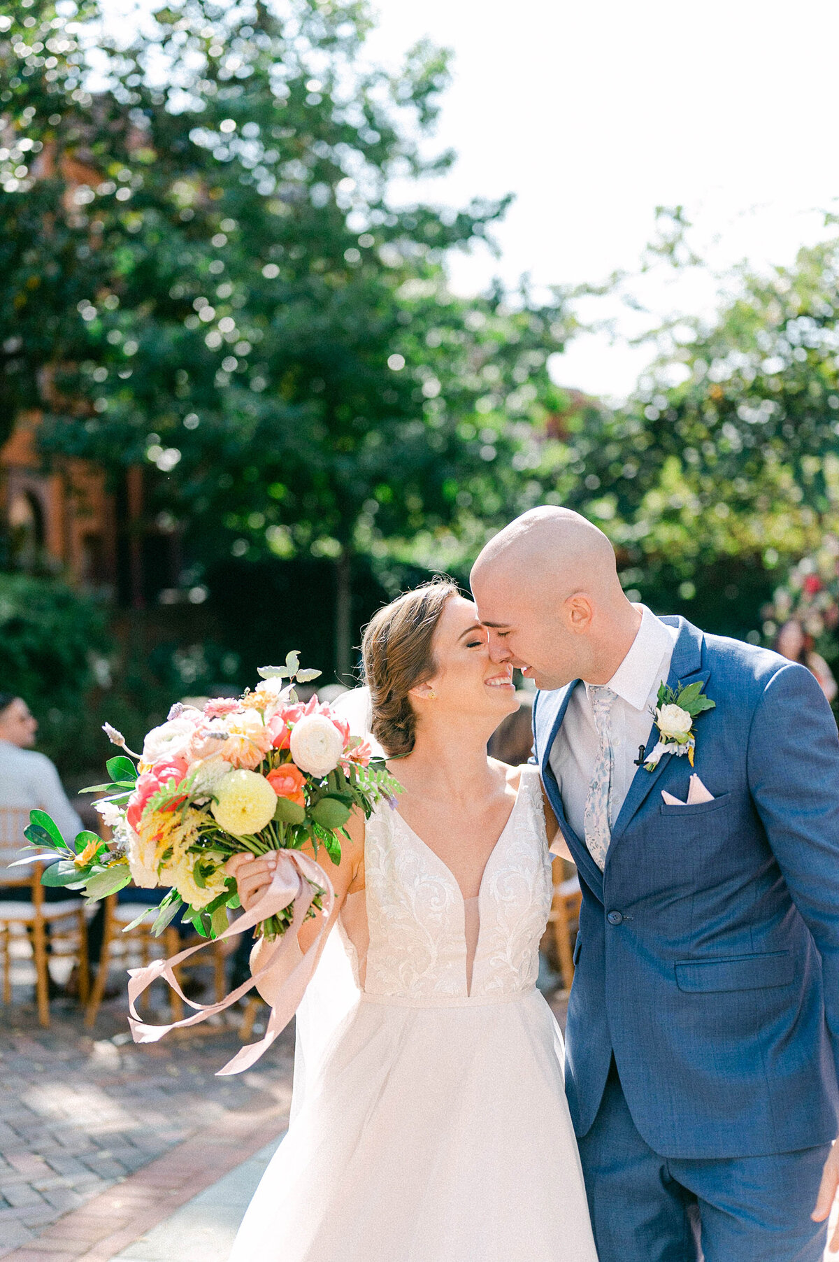 Jennifer Bosak Photography - DC Area Wedding Photography - DC, Virginia, Maryland - Jeanna + Michael - Decatur House Wedding - 30