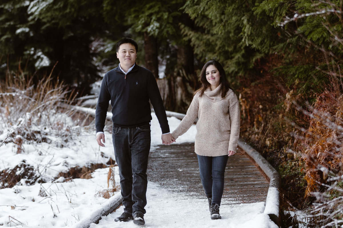 The best engagement photography sessions in Washington State