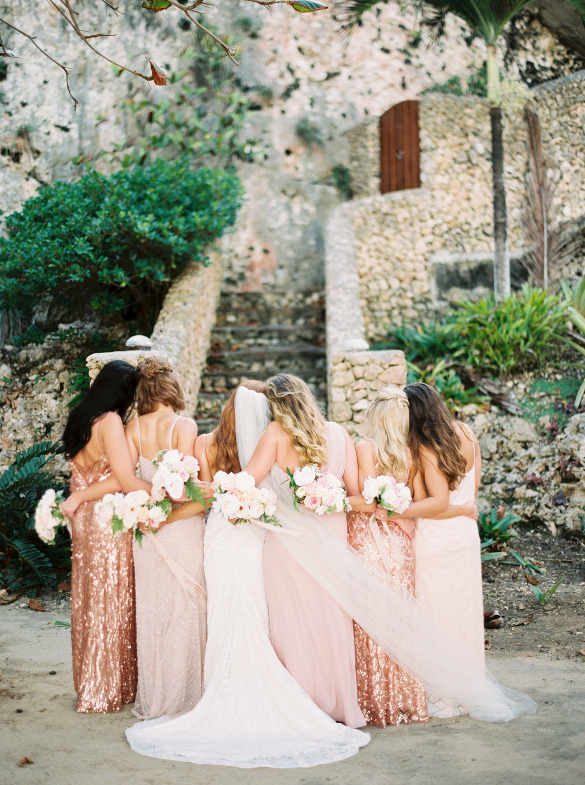 Dominican Republic Wedding - Mary Claire Photography-20