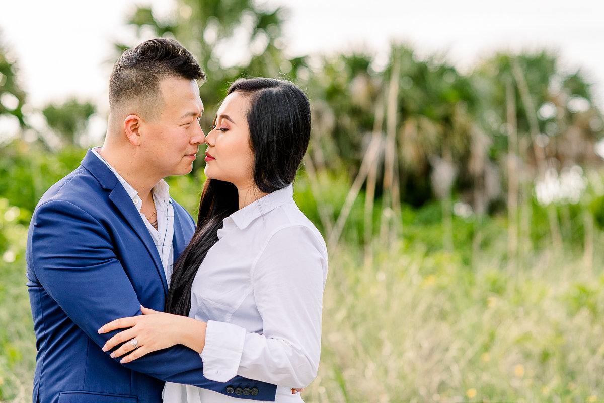St. Pete Wedding Photographer | St. Pete Engagement | Beach Engagement Photographer-7