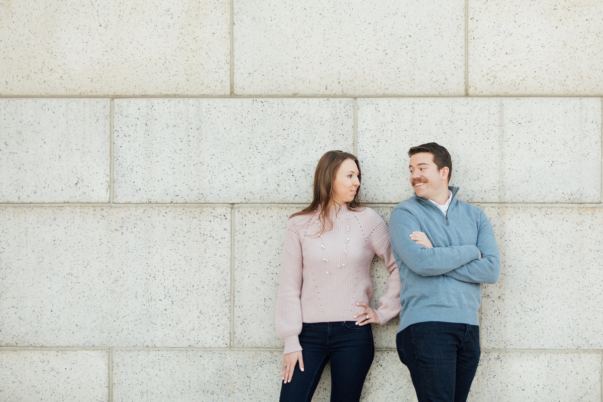 Catholic-University-Engagement-Photographer