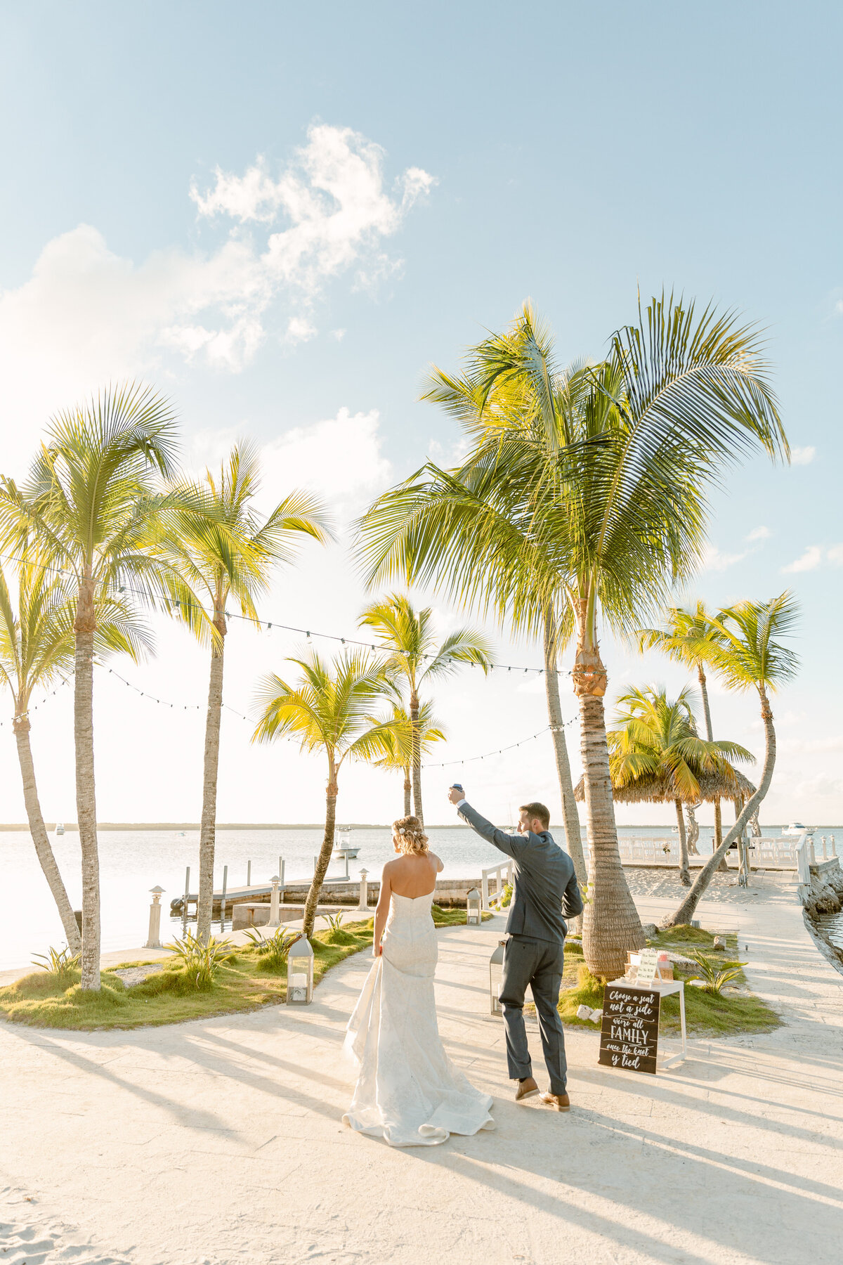Wedding in Key Largo, Florida 60