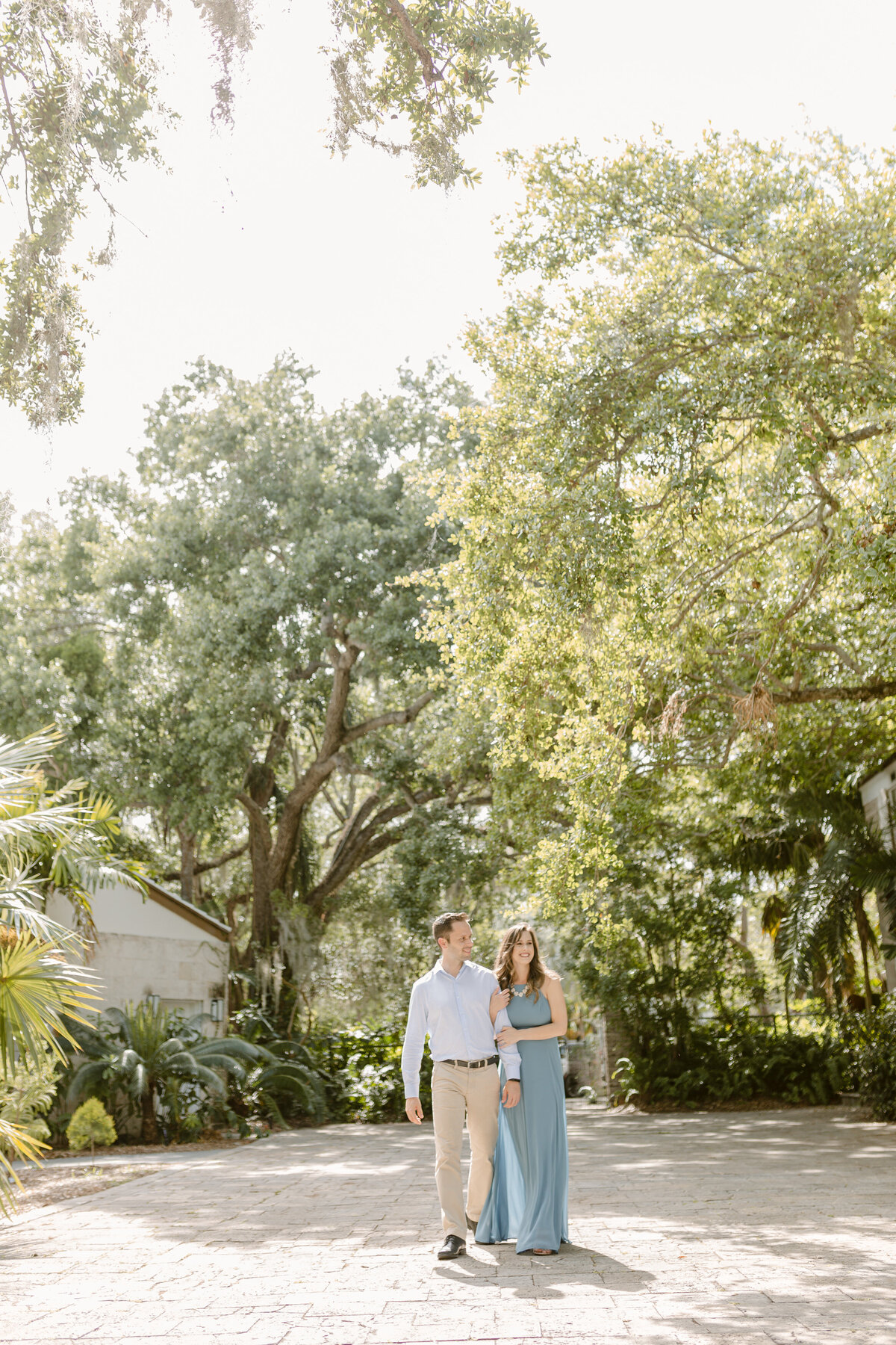 Fairchild Tropical Gardens Engagement Photography Session 1