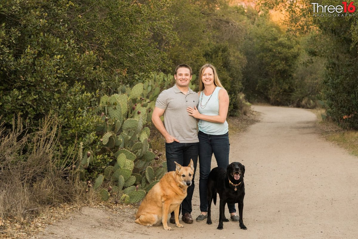Whiting Ranch Wilderness Park Engagement Photos Trabuco Canyon Professional Photographer