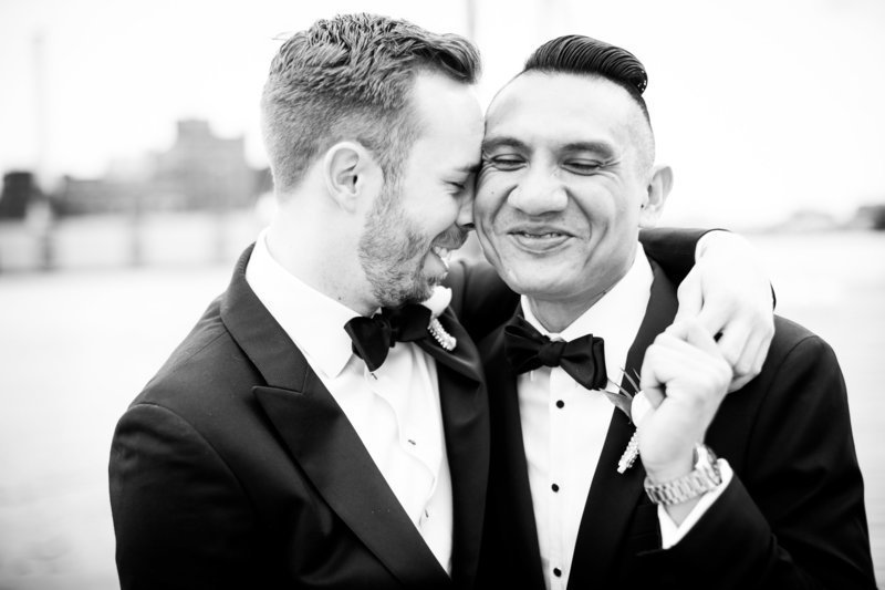 Baltimore Same-Sex Wedding Photographer - tPoz Photography
