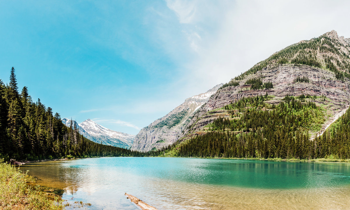 Avalanche Lake in Montana