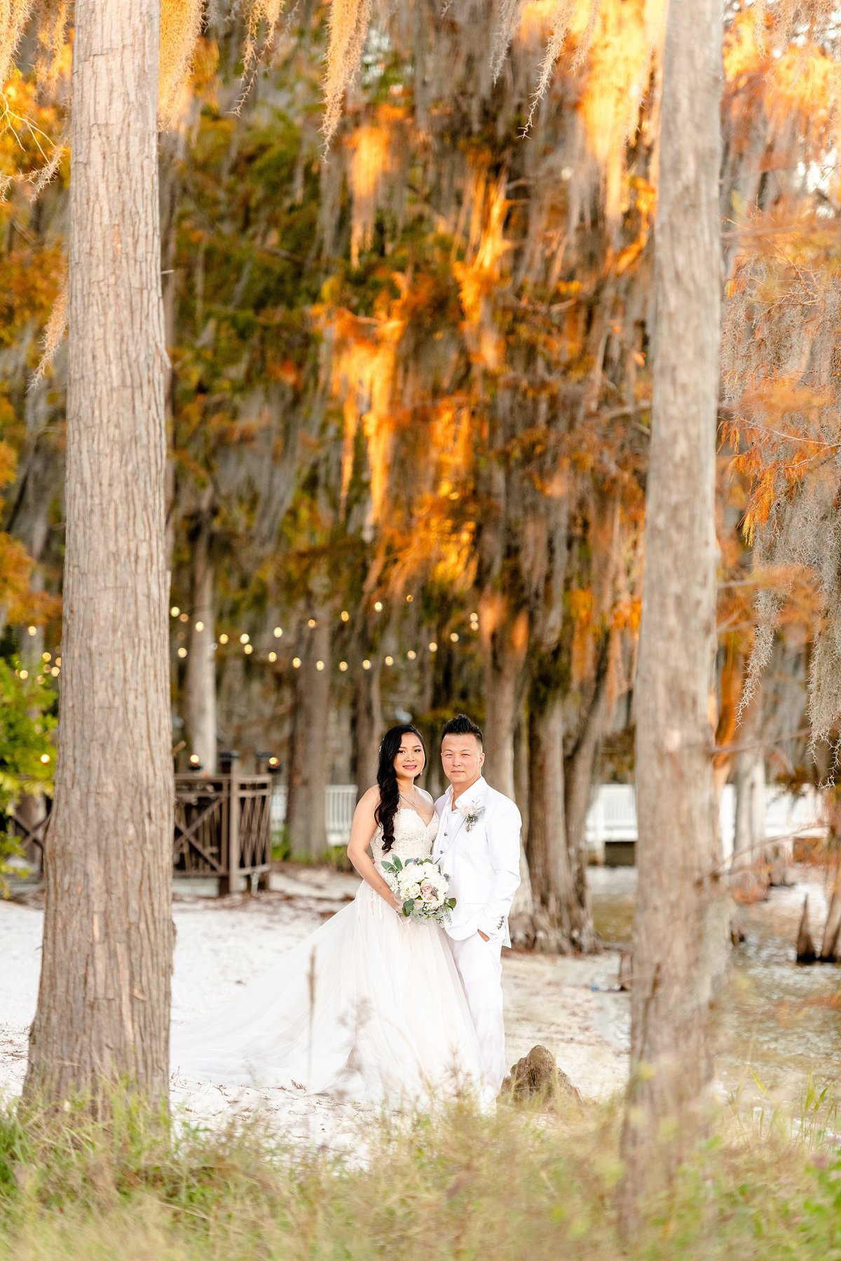 Wedding at Paradise Cove | Orlando Wedding Photographer