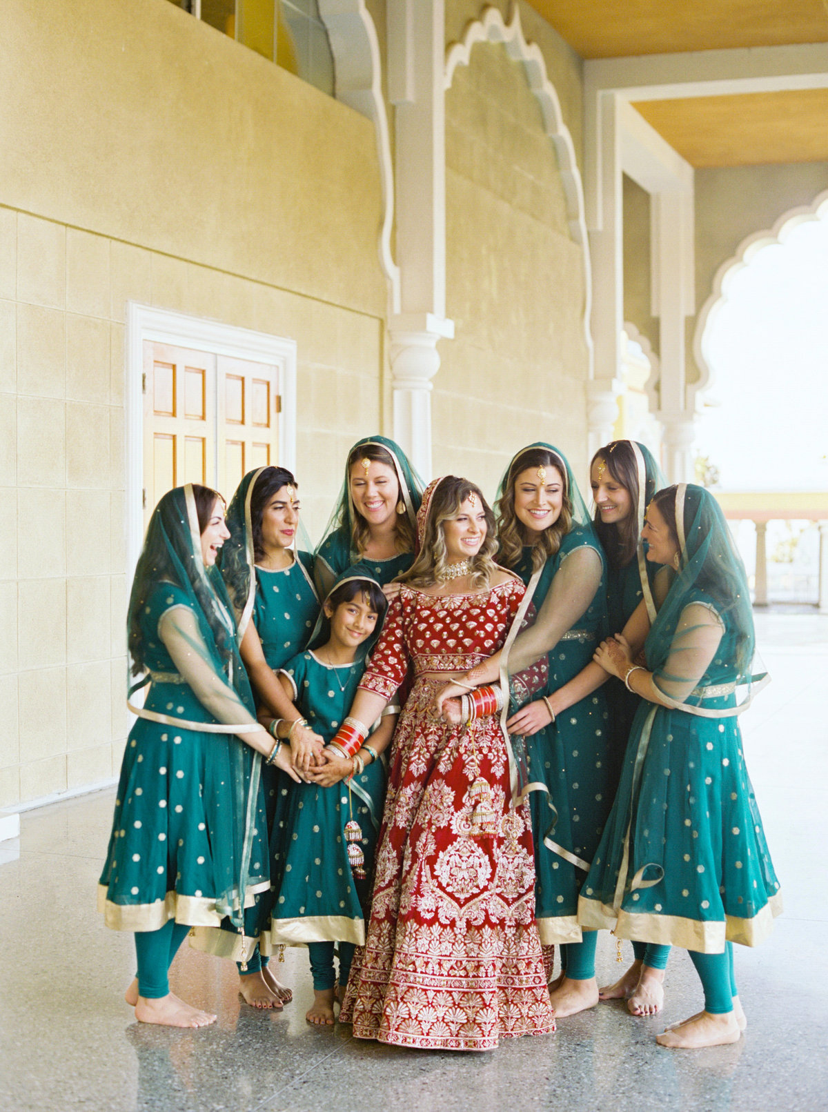 Kristina + Harminder San Jose Sikh Gurdwara Sahib Casa Real Ruby Hill Winery Wedding - Cassie Valente Photography 0280