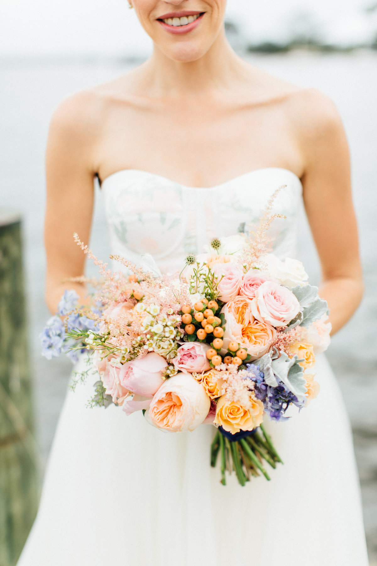 Annapolis-Wedding-Photographer-Pastel-Bouquet