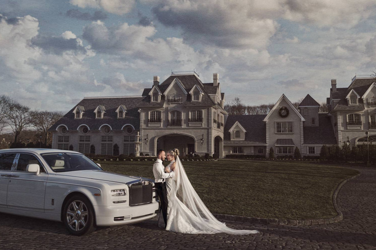 NJ Wedding Photographer Michael Romeo Creations Park Château