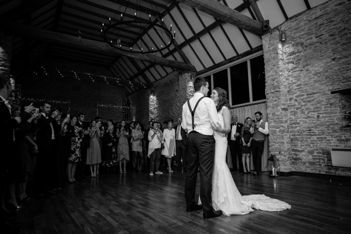 The Great Barn Aynho Wedding Photography Oxfordshire winter
