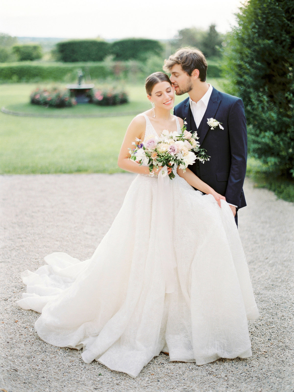 Luxurious french chateau wedding amelia soegijono0038