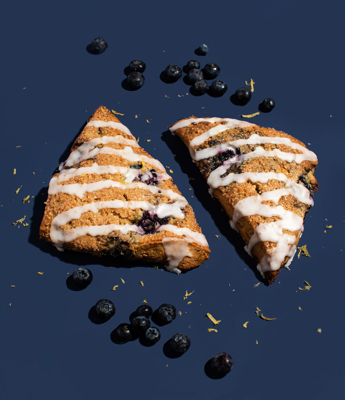 vegan blueberry scone los angeles