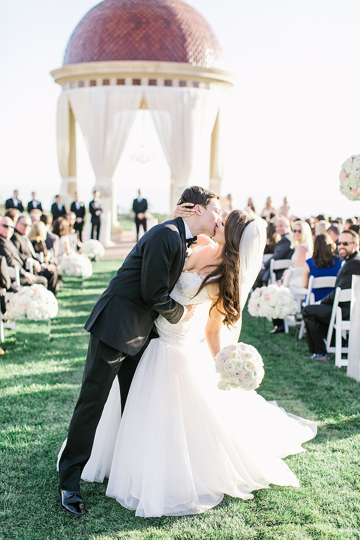 Posh Peony Pelican Hill Newport Beach Blush Glam Wedding_0006