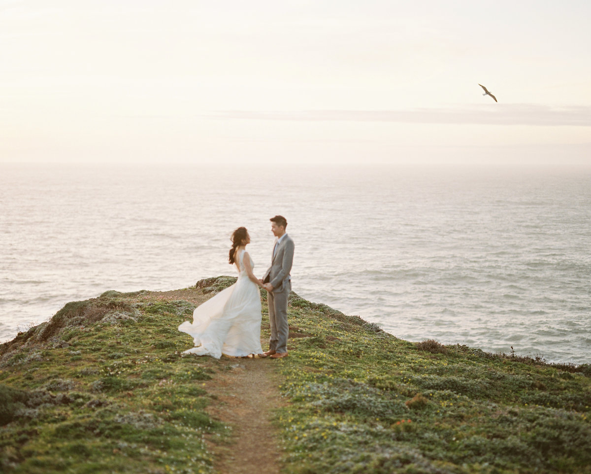 cuffey's cove-coastal-wedding-seaside-ceremony