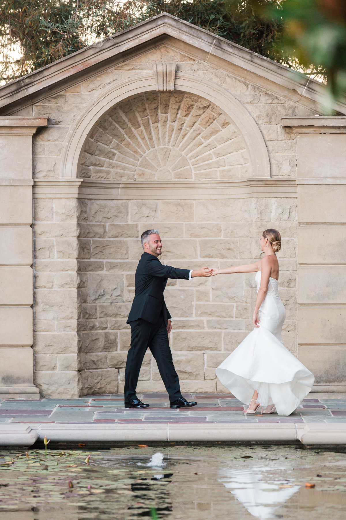 Greystone_Mansion_Intimate_Black_Tie_Wedding_Valorie_Darling_Photography - 176 of 206