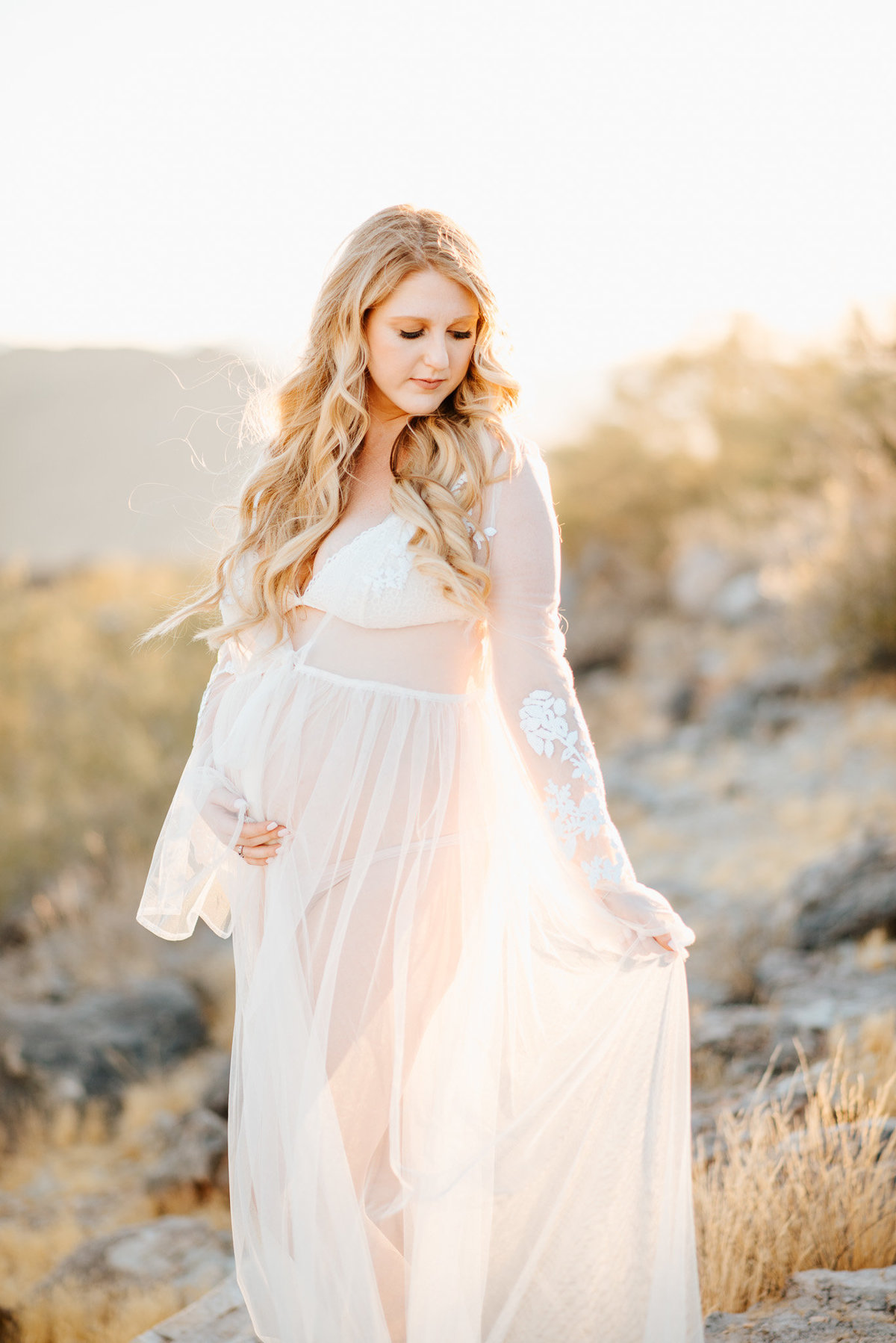 Arizona Maternity - Parker Micheaels Photography-8