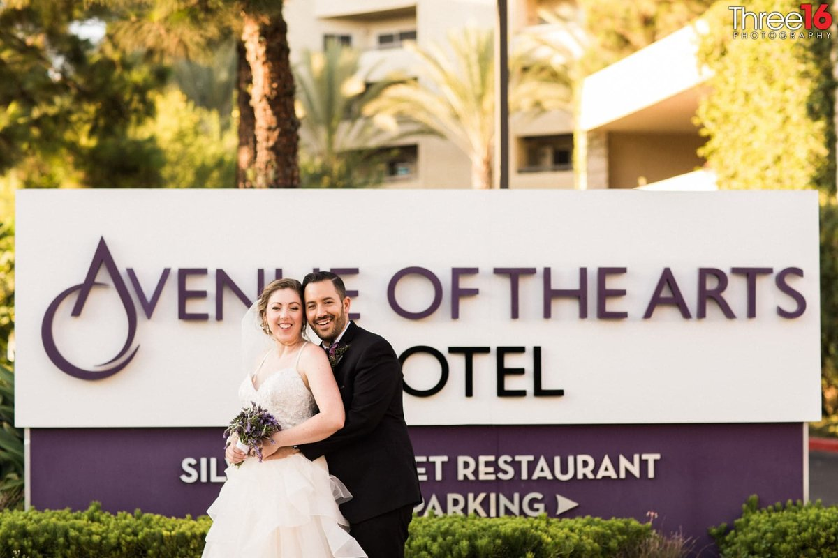 Weddings at Avenue of the arts costa mesa